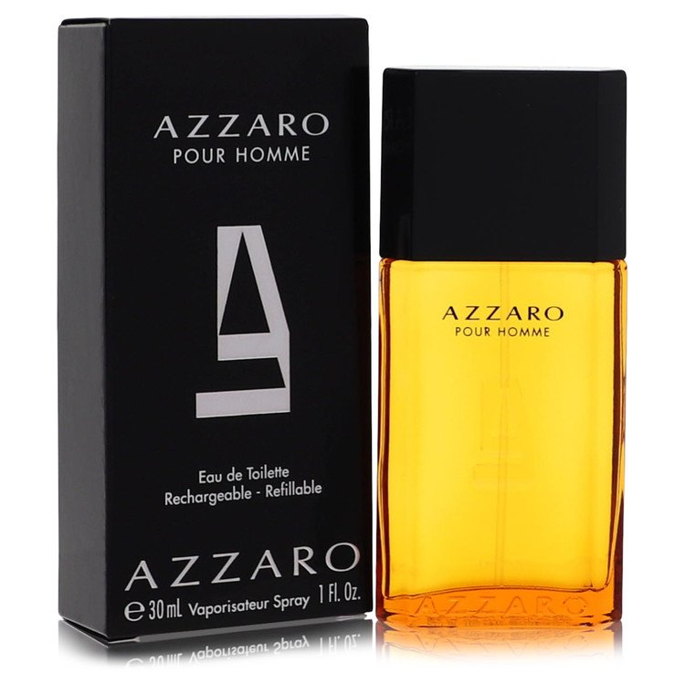 AZZARO by Azzaro for Men Eau De Toilette Spray 1 oz