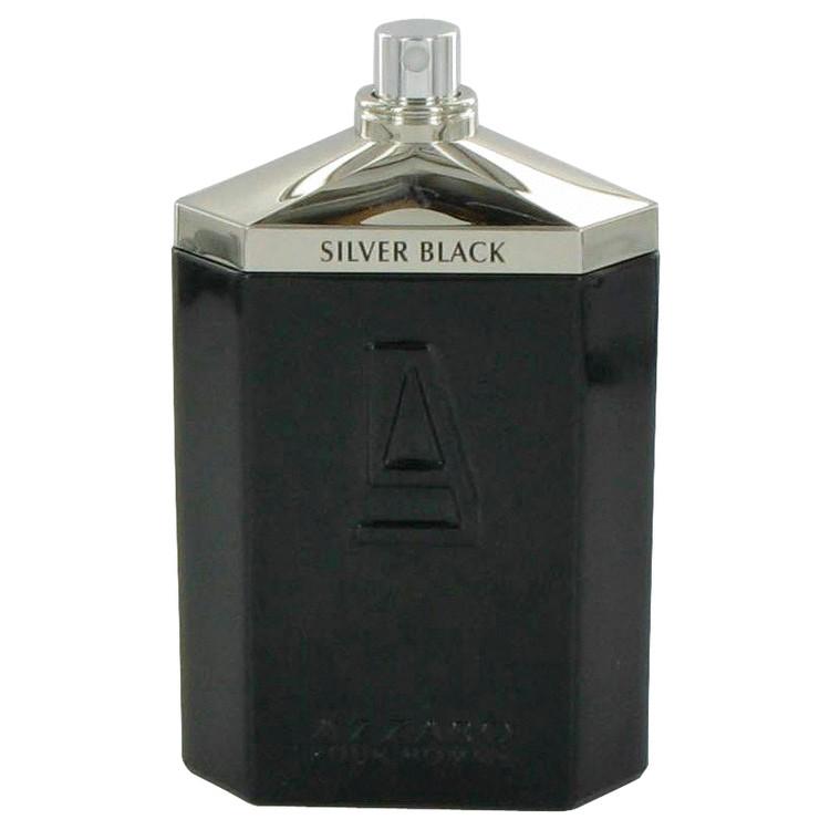 Silver Black Cologne by Azzaro 3.4 oz EDT Spray(Tester) for Men