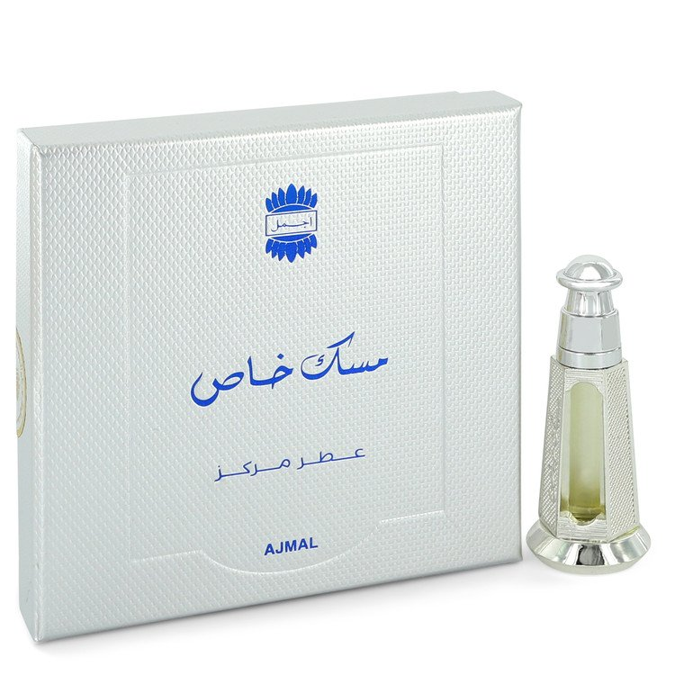 Ajmal Musk Khas by Ajmal Concentrated Perfume Oil (Unisex) .1 oz for Women