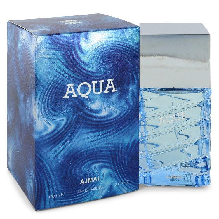 Ajmal Aqua by Ajmal –  Eau De Parfum Spray 3.4 oz 100 ml for Men