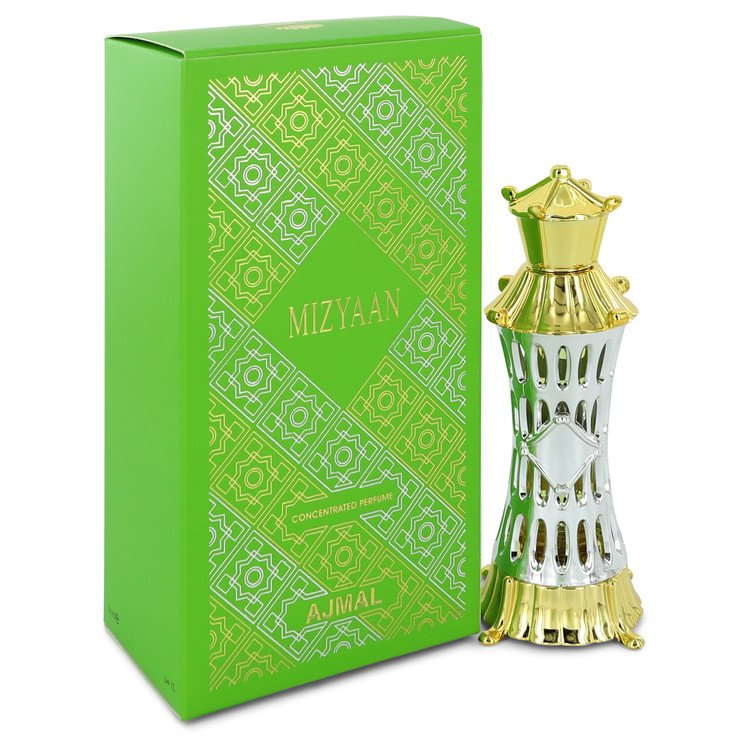 Ajmal Mizyaan by Ajmal –  Concentrated Perfume Oil (Unisex) .47 oz 14 ml