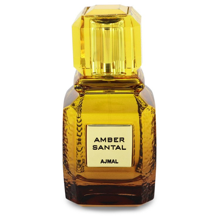 Ajmal Amber Santal by Ajmal Women's Eau De Parfum Spray (Unisex Unboxed) 3.4 oz