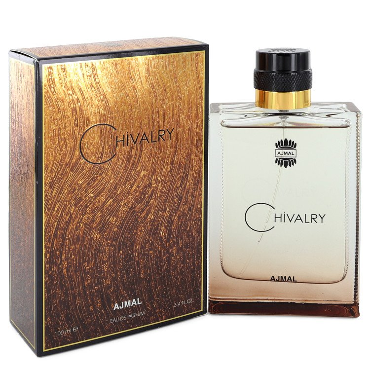 Ajmal Chivalry by Ajmal –  Eau De Parfum Spray 3.4 oz 100 ml for Men