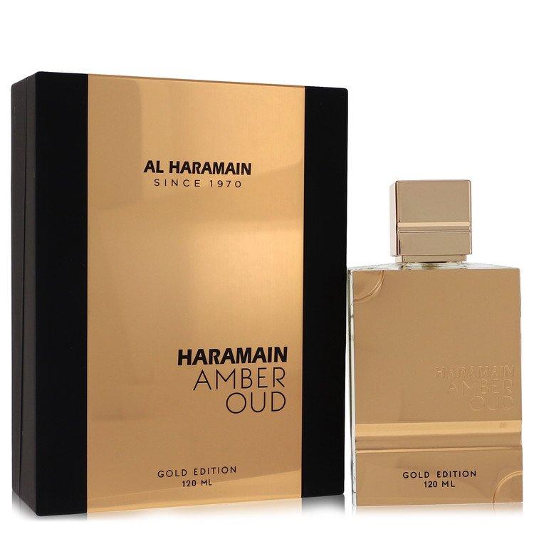 Al Haramain Amber Oud Gold Edition by Al Haramain Women's Eau De Parfum Spray (Unisex) 4 oz