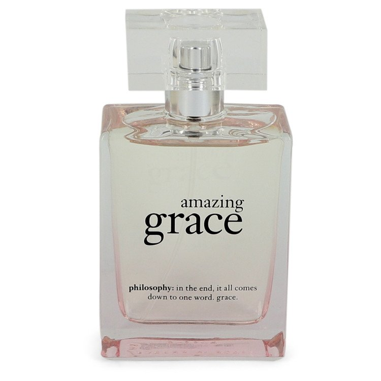 Amazing Grace by Philosophy Women's Eau De Parfum Spray (unboxed) 2 oz