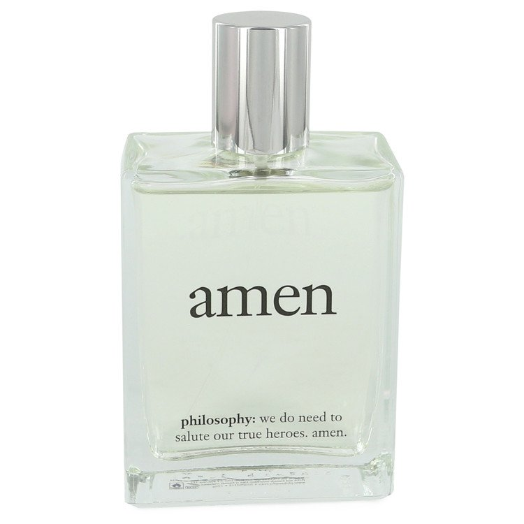 Amen by Philosophy Men's Cologne Spray (unboxed) 4 oz