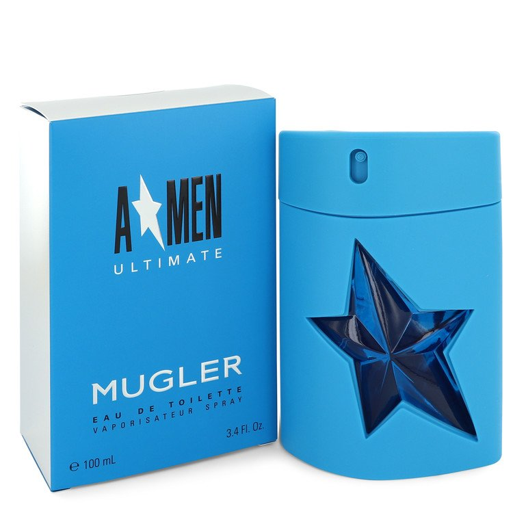 Angel Amen Ultimate by Thierry Mugler –  Eau De Toilette Spray 3.4 oz 100 ml for Men
