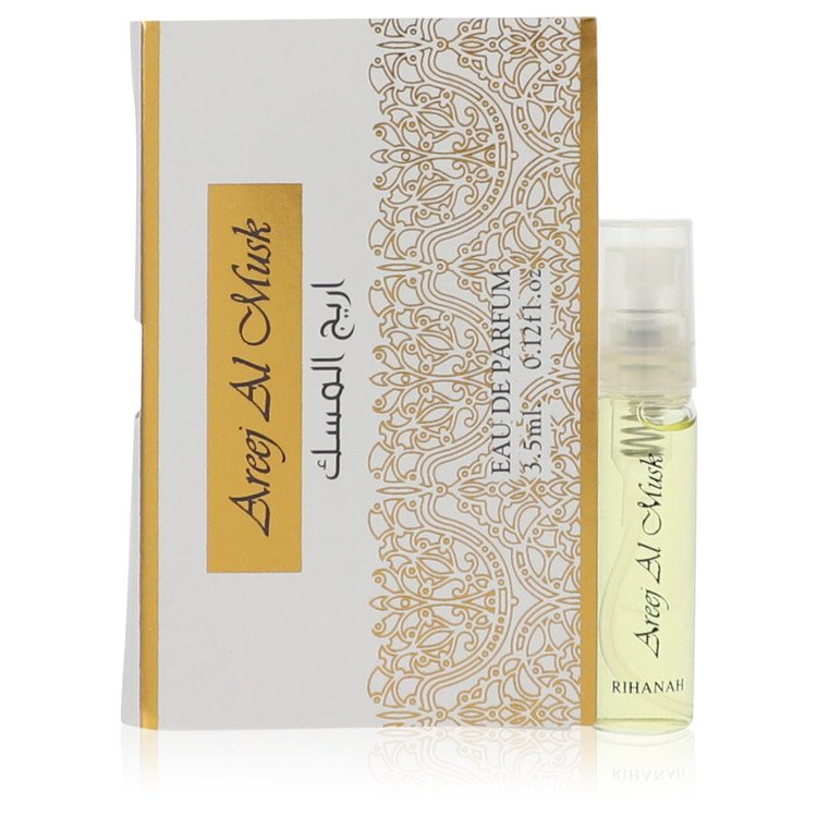 Areej Al Musk by Rihanah –  Vial (sample) .12 oz 4 ml for Women