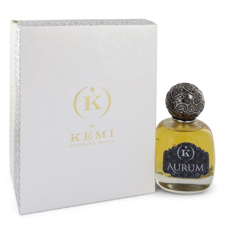 Aurum  by Kemi Blending Magic Women's Eau De Parfum Spray (Unisex) 3.4 oz