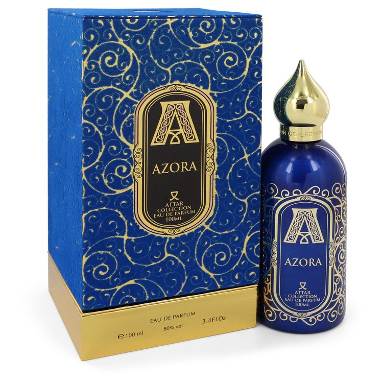 Azora by Attar Collection Women's Eau De Parfum Spray (Unisex) 3.4 oz