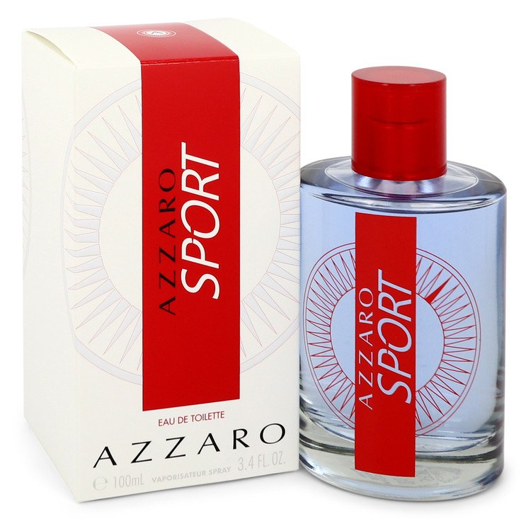 Azzaro Sport by Azzaro –  Eau De Toilette Spray 3.4 oz 100 ml for Men