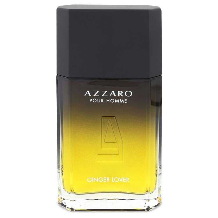 Azzaro Ginger Love by Azzaro Men's Eau De Toilette Spray (unboxed) 3.4 oz