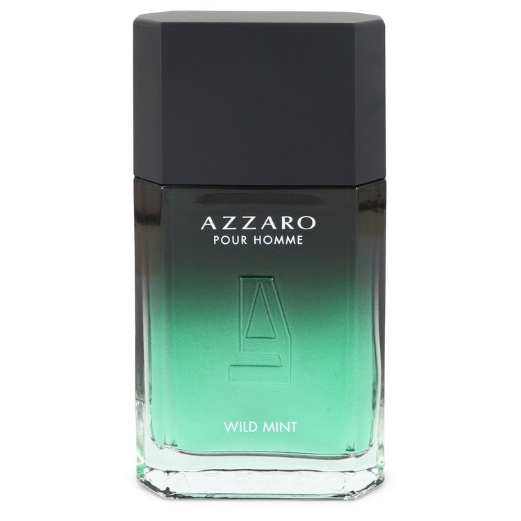 Azzaro Wild Mint by Azzaro Men's Eau De Toilette Spray (unboxed) 3.4 oz