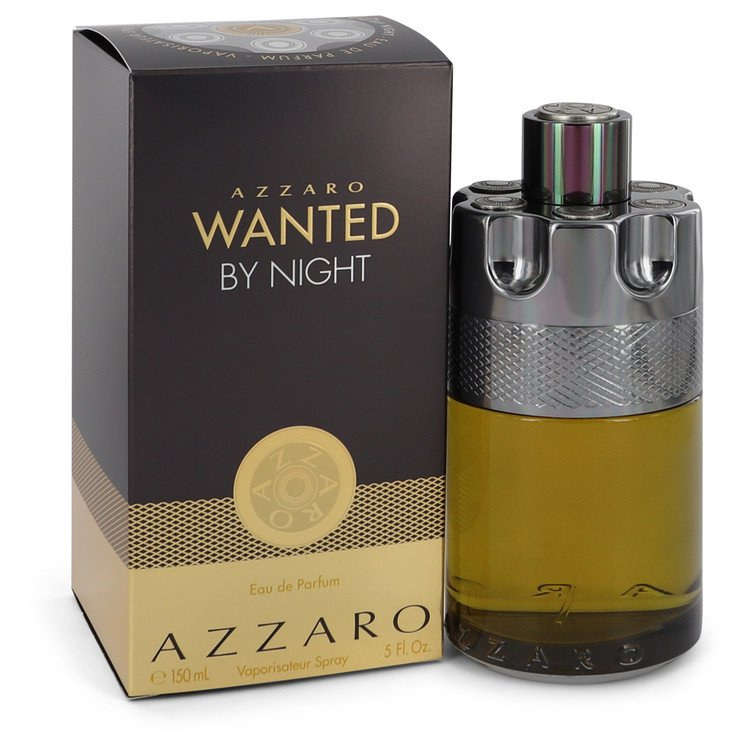 Azzaro Wanted By Night Cologne by Azzaro 5 oz EDP Spay for Men