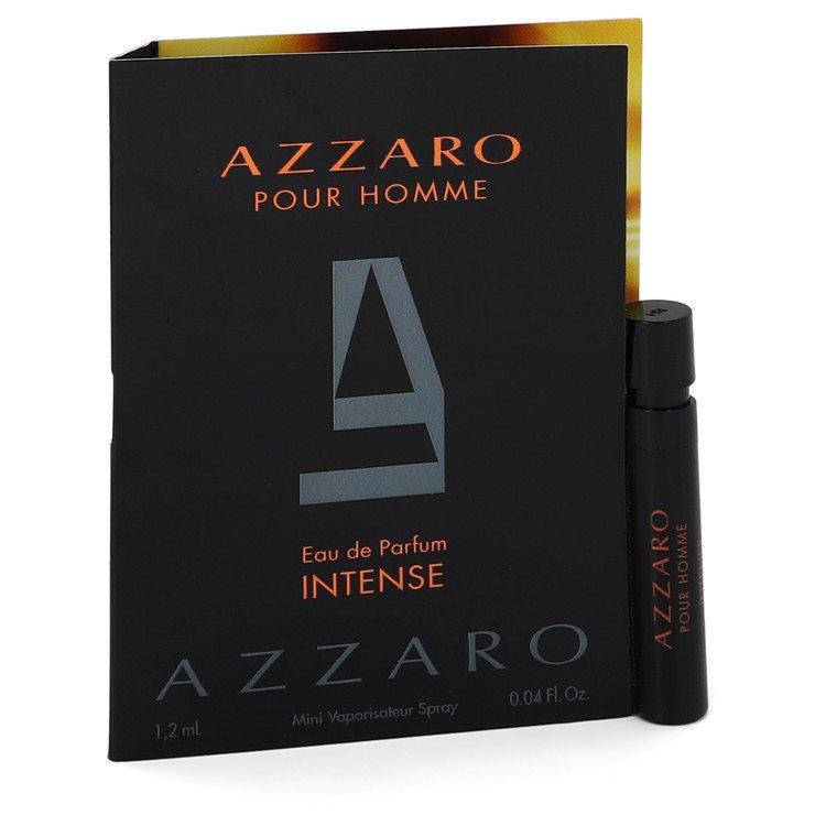Azzaro Intense by Azzaro Men's Vial (sample) .04 oz