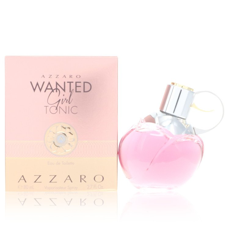 Azzaro Wanted Girl Tonic by Azzaro Women's Eau De Toilette Spray 2.7 oz