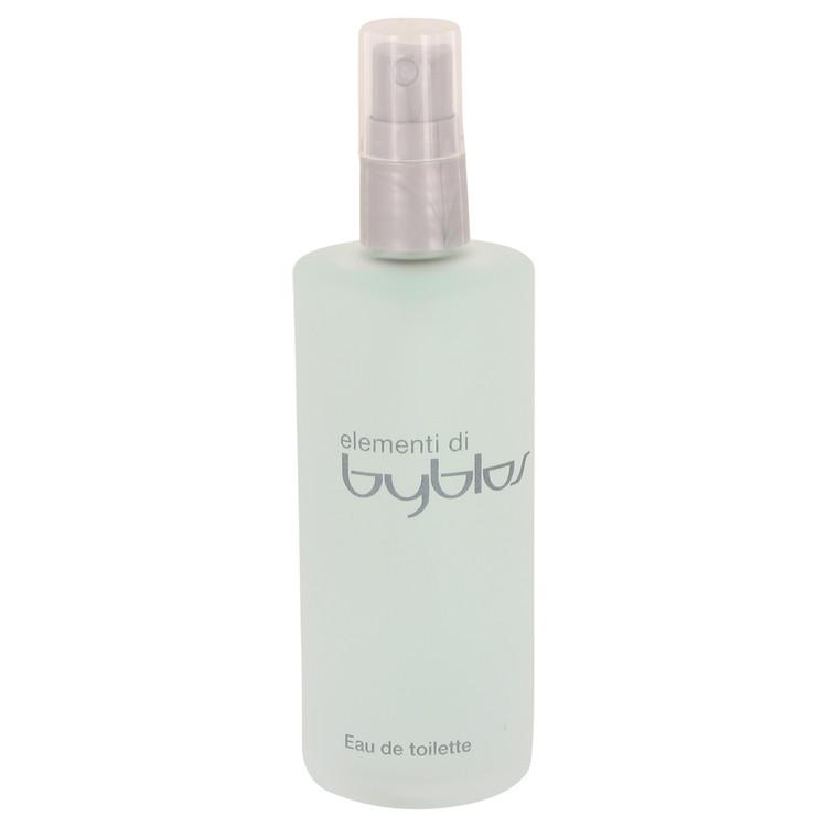 Byblos Aquamarine Perfume by Byblos 120 ml EDT Spray(Tester) for Women