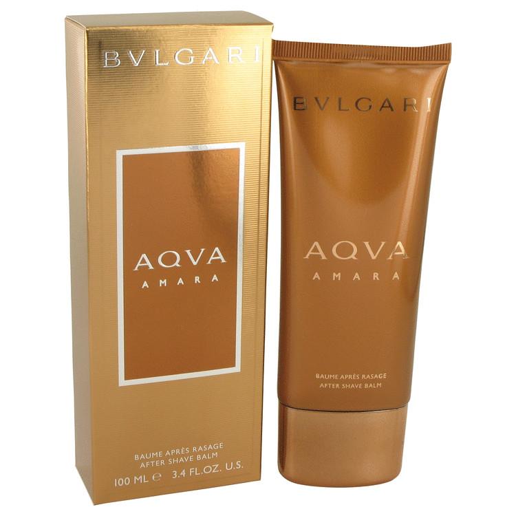 Bvlgari Aqua Amara by Bvlgari Men's After Shave Balm 3.4 oz