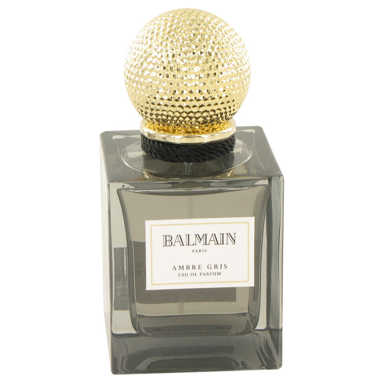 Balmain Ambre Gris Perfume 75 ml Eau De Parfum Spray (Tester) for Women