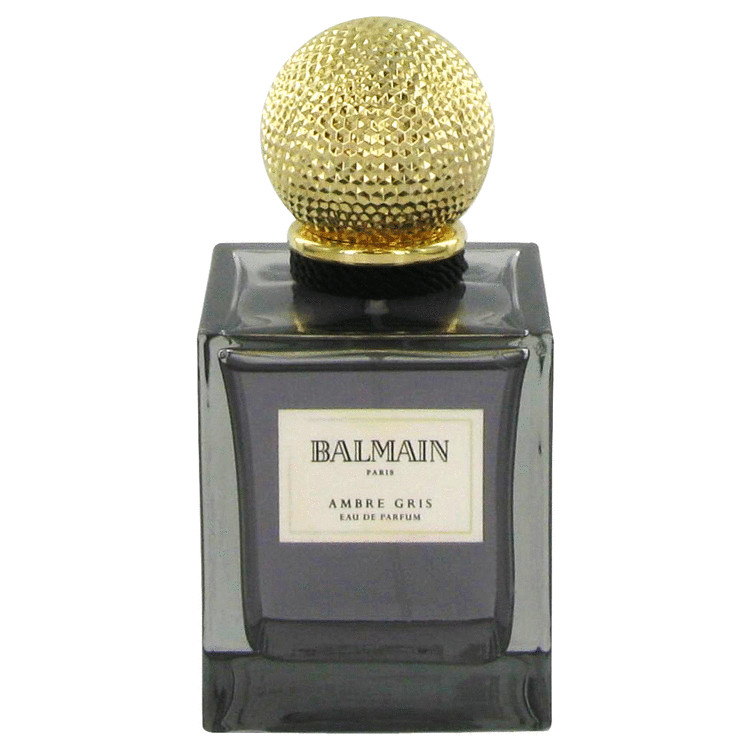 Balmain Ambre Gris Perfume 3.4 oz EDP Spray (unboxed) for Women