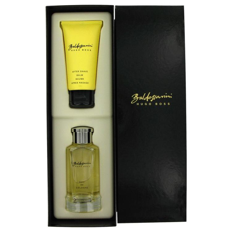 Baldessarini Gift Set -- Gift Set - 2.5 oz Eau De Cologne Spray + 2.5 oz After Shave Balm for Men
