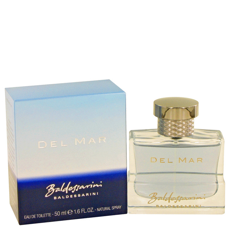 Baldessarini Del Mar Cologne by Hugo Boss 50 ml EDT Spay for Men