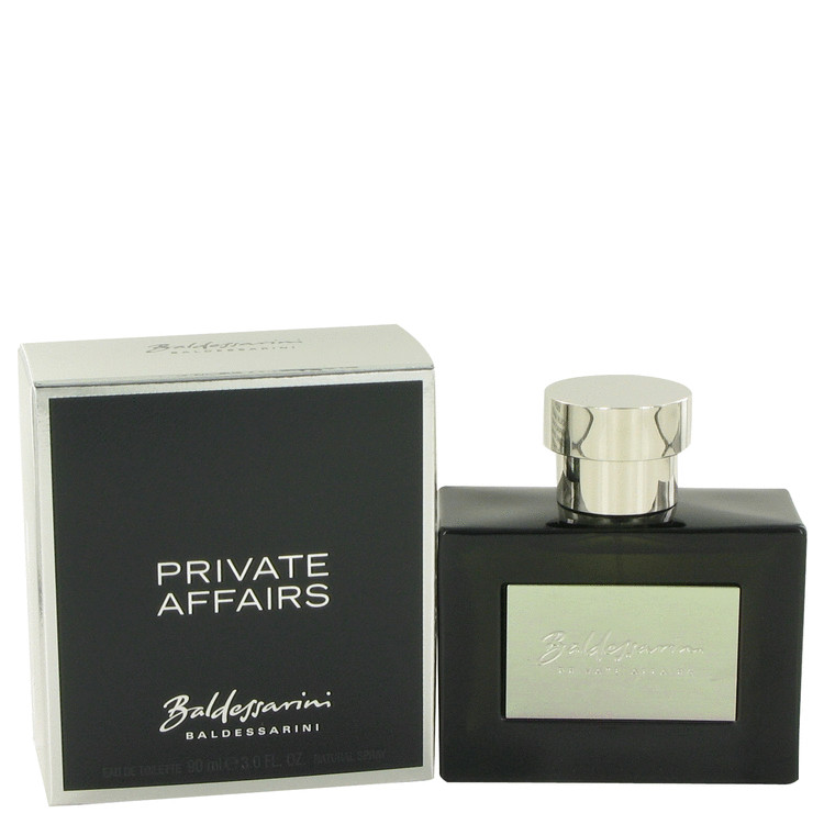 Baldessarini Private Affairs Cologne 90 ml EDT Spay for Men