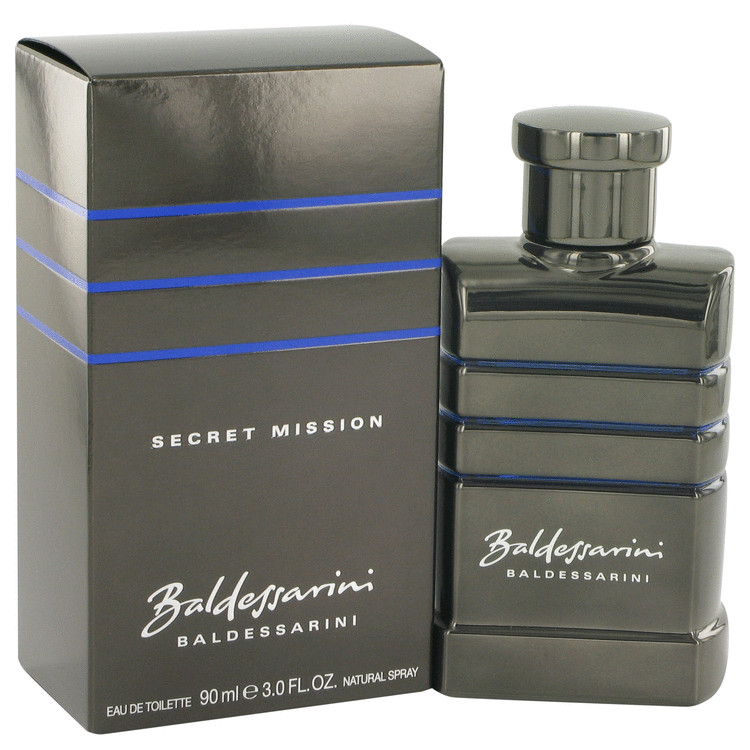 Baldessarini Secret Mission Cologne 90 ml EDT Spay for Men