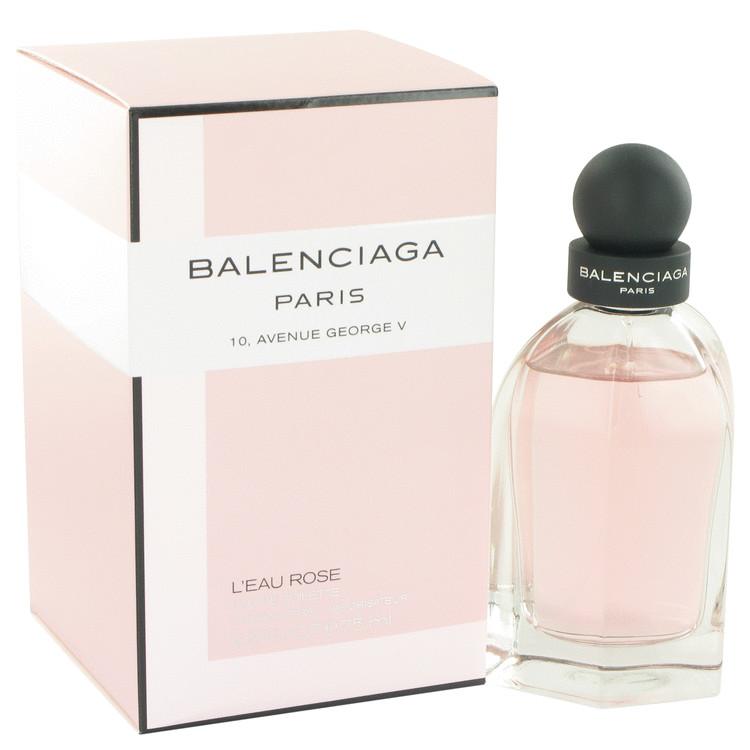 Balenciaga Paris L'eau Rose Perfume 75 ml EDT Spay for Women