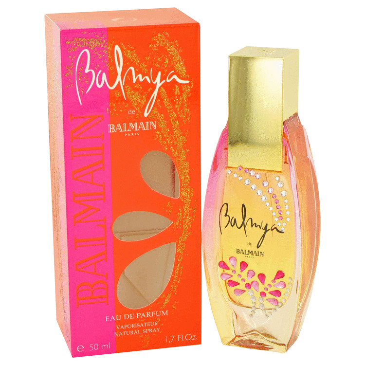 Balmya Perfume by Pierre Balmain 50 ml Eau De Parfum Spray for Women