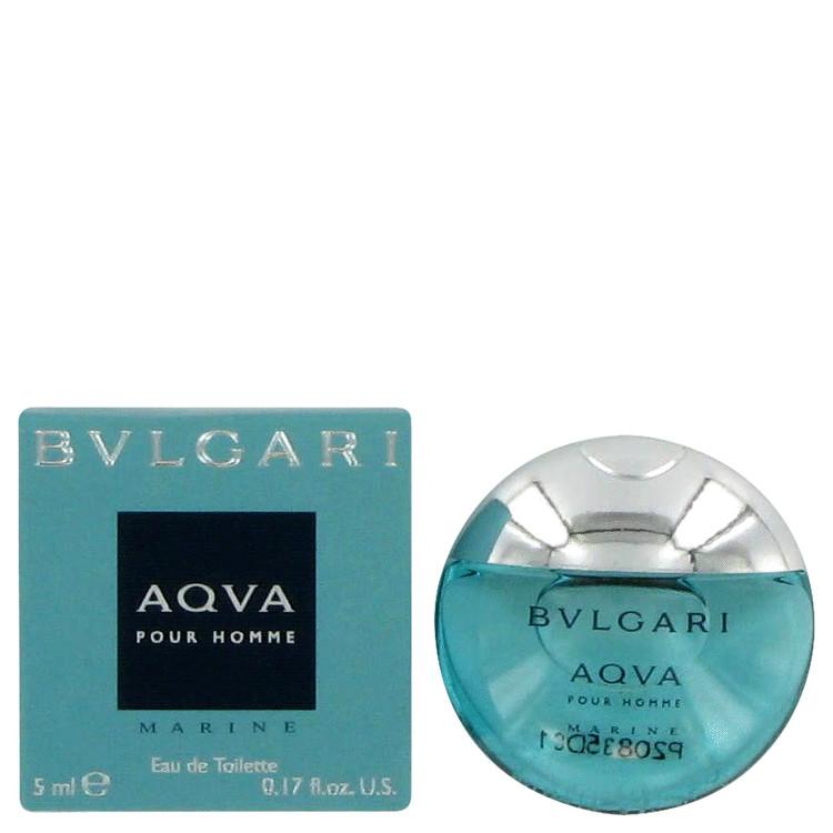 Bvlgari Aqua Marine by Bvlgari for Men Mini EDT .17 oz