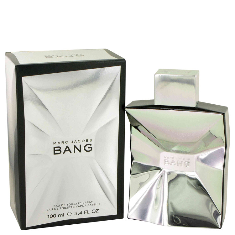 Bang Cologne by Marc Jacobs 100 ml Eau De Toilette Spray for Men