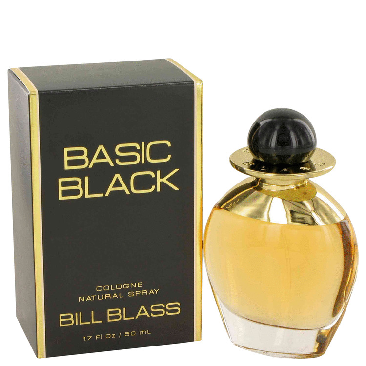 Basic Black Perfume by Bill Blass 50 ml Cologne Spray for Women