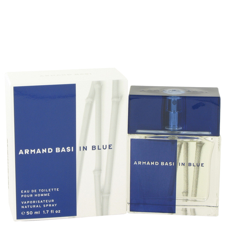 Armand Basi In Blue Cologne by Armand Basi 50 ml EDT Spay for Men
