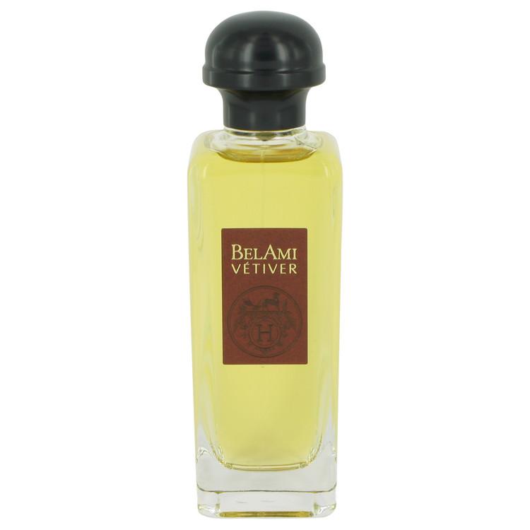 Bel Ami Vetiver Cologne by Hermes 3.3 oz EDT Spray(Tester) for Men