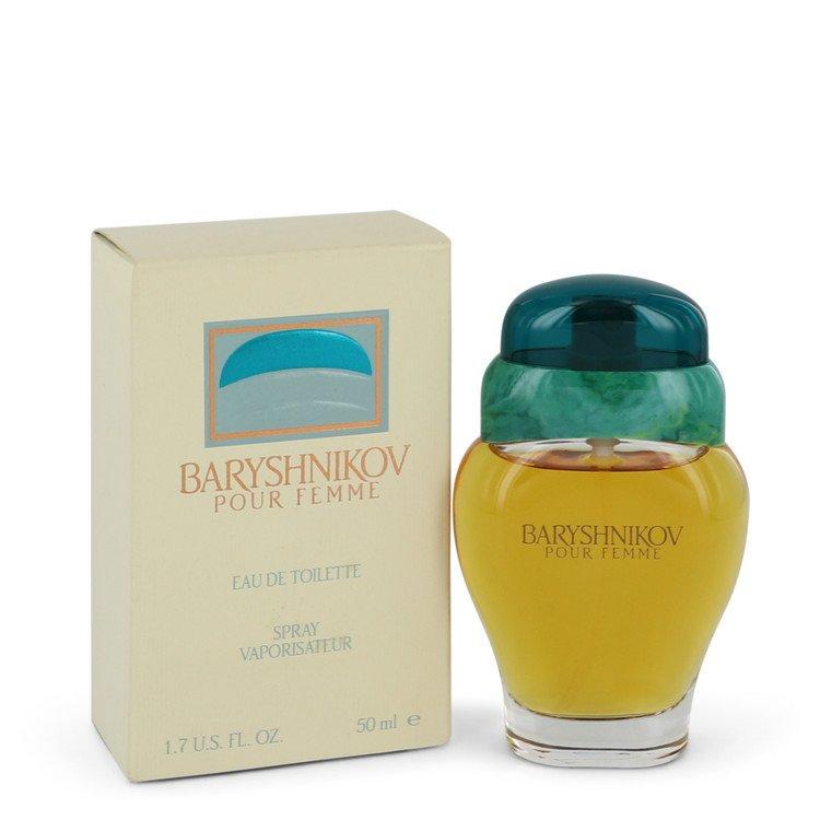 Baryshnikov Perfume by Parlux 1.7 oz EDT Spray for Women