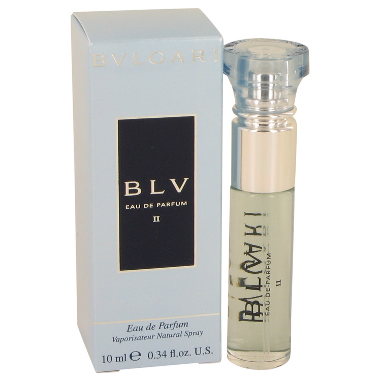 Bvlgari Blv II by Bvlgari for Women Eau De Parfum Spray .34 oz