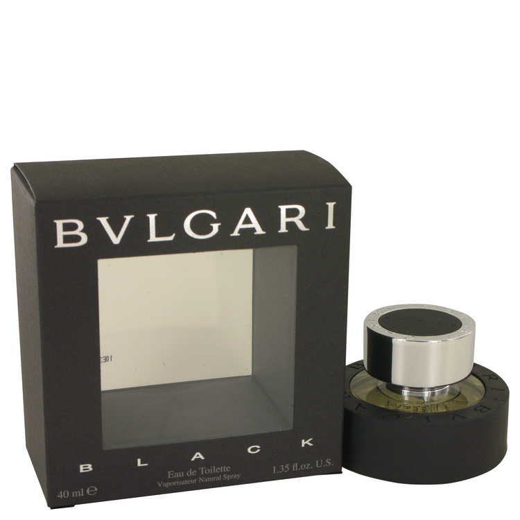 Bvlgari Black (bulgari) Cologne by Bvlgari 38 ml EDT Spay for Men