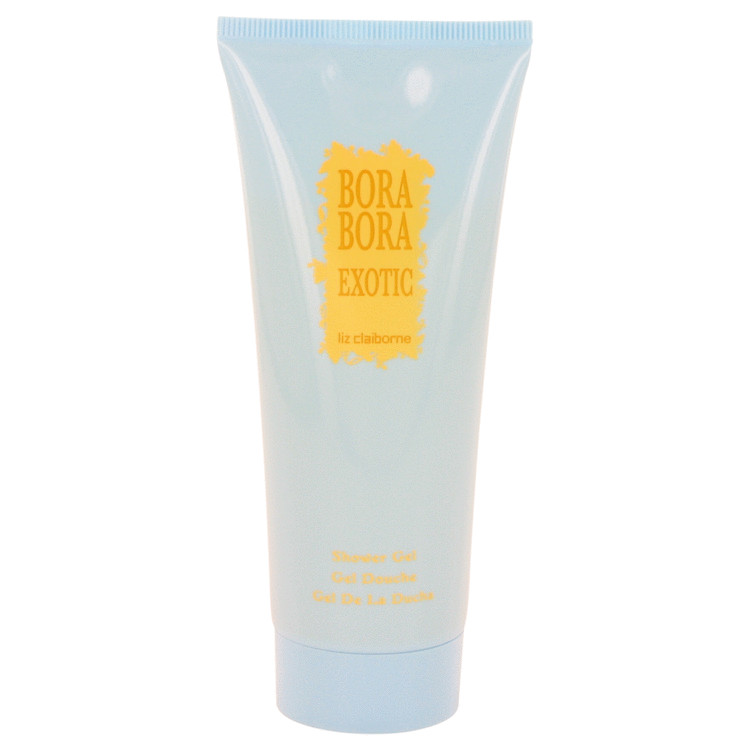 Bora Bora Exotic by Liz Claiborne Women's Shower Gel 3.4 oz