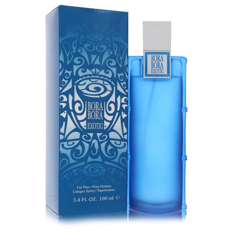 Bora Bora Exotic Cologne 100 ml Eau De Cologne Spray for Men