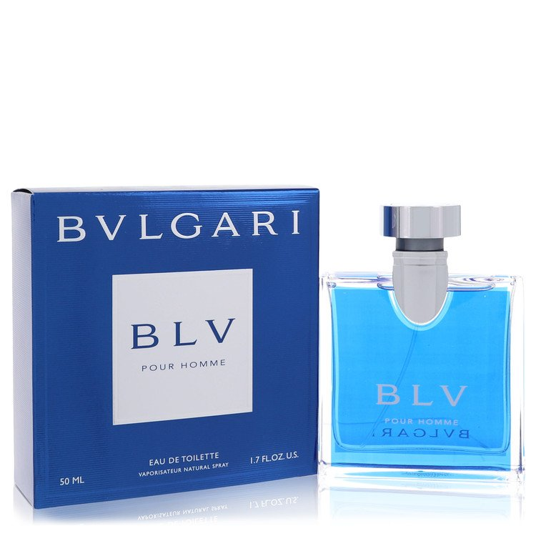 Bvlgari Blv (bulgari) Cologne by Bvlgari 50 ml EDT Spay for Men