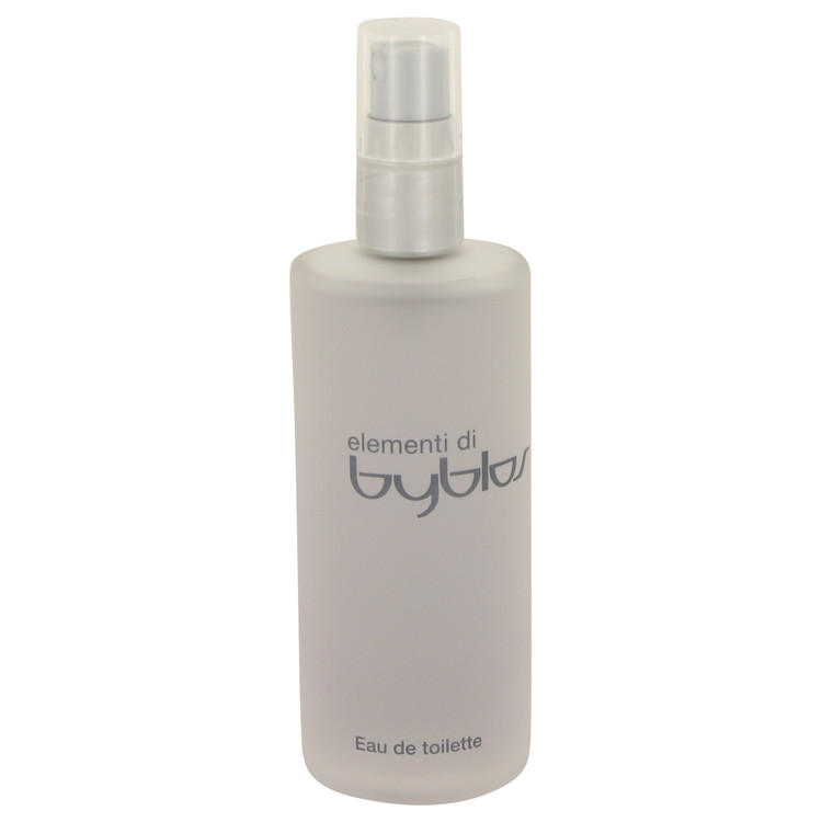 Byblos Cielo Perfume by Byblos 4 oz EDT Spray(Tester) for Women