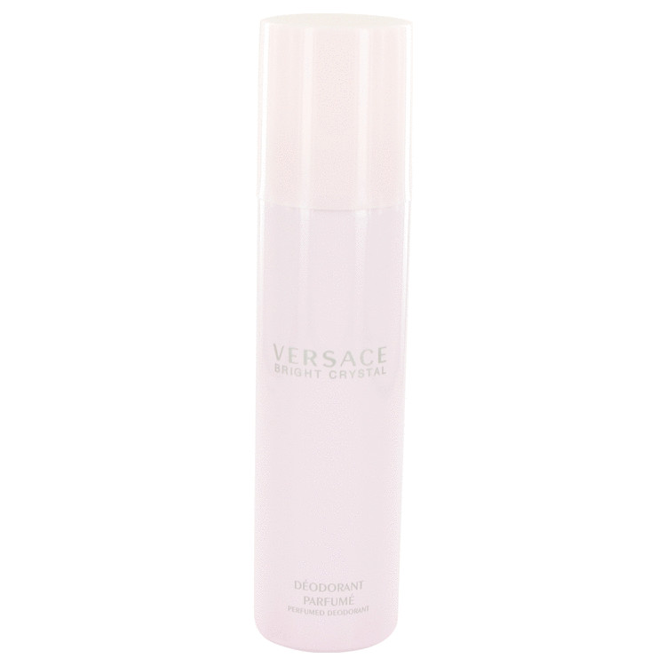 Bright Crystal Deodorant by Versace 5 oz Deodorant Spray for Women