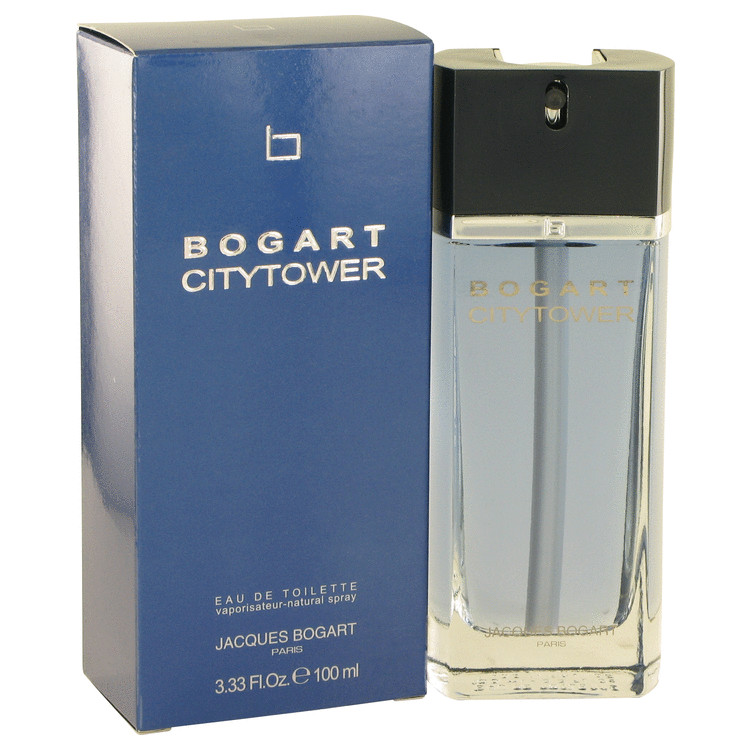 Bogart City Tower by Jacques Bogart for Men Eau De Toilette Spray 3.3 oz