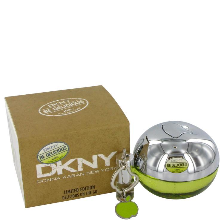 Be Delicious Gift Set -- Gift Set - 3.4 oz Eau De Parfum Spray + Lip Balm for Women