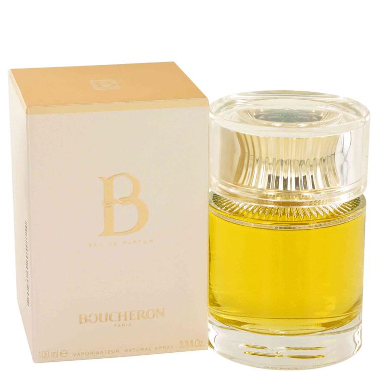 B De Boucheron Perfume by Boucheron 100 ml EDP Spay for Women