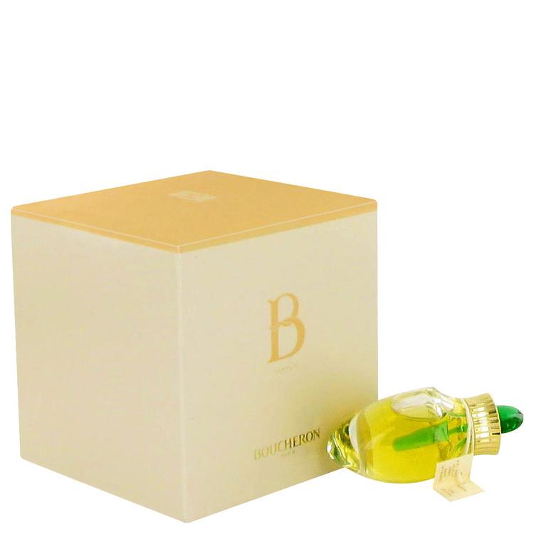 B De Boucheron Pure Perfume by Boucheron 15 ml Pure Parfum for Women