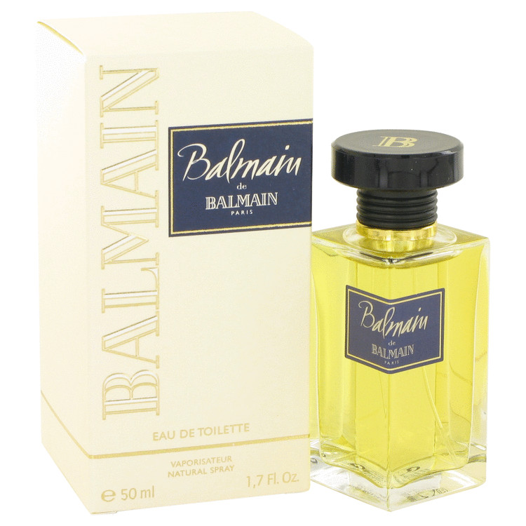 Balmain De Balmain Perfume by Pierre Balmain 50 ml EDT Spay for Women
