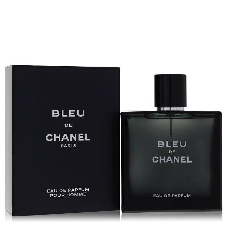 Bleu De Chanel Cologne by Chanel 100 ml Eau De Parfum Spray for Men