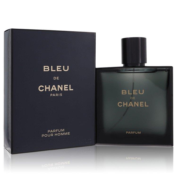 Bleu De Chanel Cologne 100 ml Parfum Spray (New 2018) for Men